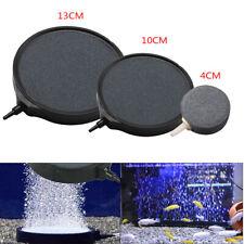 Bubble Disk Air Stone Aerator for Aquarium Fish Tank Pond Oxygen Pump