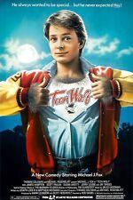 Teen Wolf Michael J Fox 35mm Film Cell strip very Rare var_e