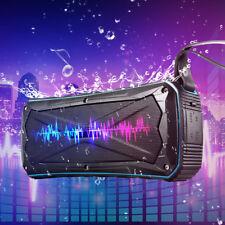 20W Wireless Bluetooth 4.1 Mini Speaker Stereo Outdoor AUX Waterproof Power Bank