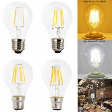 LED Filament Bulb E27 B22 Retro Edison Lamp A60 Vintage Candle Light 220V RLM51