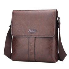 Man Messenger Bag Men Pu Leather Shoulder Bags Business Crossbody Casual Bag