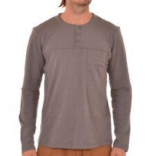 Bench Regent Longsleeve dünner Pulli Shirt grau grey BMGA3072 M2116 GY149