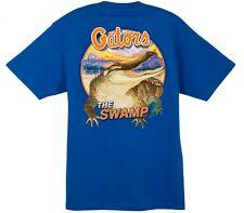 Guy Harvey University of Florida Gators T-Shirt w/Free Decal----Brand New---