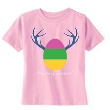 Easter T-shirt Bunny Rabbit Egg Hunting Season Jesus Shirt Peep Youth 2