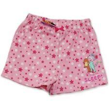Size 2, 3, 4, 5, 6 - Dora Girls Pink Pyjama Shorts   Sleepwear   Pajama   PJ