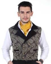 Steampunk Victorian Costume Hidalgo Vest C1324