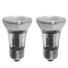 2-LED PAR16 LED Bulb Flood Light Medium E26 Base Indoor / Outdoor Color Blue