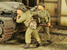 Verlinden 1/35 British Infantry Bren Machine Gun Team WWII (2 Figures) 2603