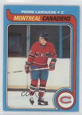 1979-80 Topps #233 Pierre Larouche Montreal Canadiens Hockey Card
