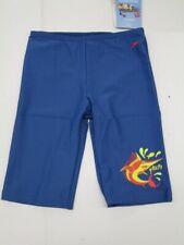 Speedo Badehose Badeshort Short blau Kinder Sonnenschutz NEU 8-055037074