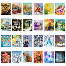 Craft Buddy Crystal Card Making Kit 5D Diamond Painting
