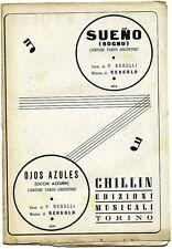 Nerelli - Redgold # SUENO - OJOS AZULES # Chillin