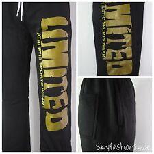 Jogginghose Bodybuilderhose Sporthose Fitness Limited Hose Männer Sportswear big