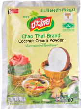 coconut cream CHAO THAI   powder curries baking sweets  thai cuisine