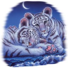 White Tiger Babies  Sweatshirt/Longsleeved  Size/Color