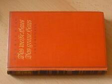 Herman Bang - Das weiße Haus / Das graue Haus (S. Fischer Verlag, Berlin, 1926)