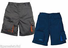 Delta Plus Panoply Mach2 M2BER Mens Bermuda Work Shorts Cargo Shorts Trousers