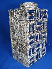 "Very rare 70´s design XL Schlossberg Keramik "" Capri "" Fat Lava vase 295  30"