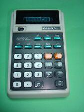 CALCULADORA - CALCULATOR. CIENTIFICA - SCIENTIFIC. CASIO FX-11.  COD$*50