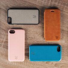 Vera Pelle Foxwood Slim Folio Case per tutti i iPhone 6/6 S/7/8 + PLUS