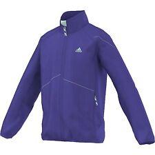 adidas Boy´s Fleece Jacke aus doppelseitigem Polarfleece leicht und warm Jungen