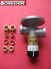 1 Membrana Anti-valvola a sifone 0,5-4,0 m incl. I raccordi Olio