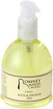 De luxe Romney Marsh Lanoline Gel douche et bain