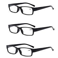 Unisex READING GLASSES +0.5 +1.00 +2.00 +3.00 +4.00 Eyeglasses Presbyopia Thin