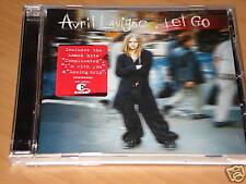 AVRIL LAVIGNE LET GO CD MIT SK8ER BOI  MOBILE  LOSING GRIP  MY WORLD  NAKED (YZ)