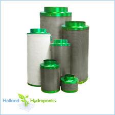 "4""/5""/6""/8""/10""/12"" FILTAROO CARBON FILTER Hydroponics Ventilation Odor Control"