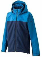 Herren Adidas Terrex Wandertag Outdoor Wanderjacke Mantel Jacken Top - Blau
