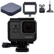 Standard Frame Mount Protective Housing Case+Lens Cover+Screw for GoPro Hero 5