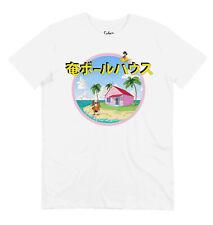T-SHIRT DRAGON BALL - TORTUE GENIALE - MANGA - JAPON // TAILLE - SIZE S-M-L-XL