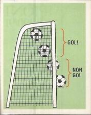 [AA] FIGURINA CAMPIONI & CAMPIONATO 1990/91-LE REGOLE-N° A 94