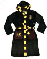 Harry Potter Gryffindor mens Hooded Bathrobe Dressing Gown Primark Soft Fluffy