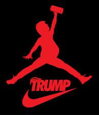 TRUMP Jordan Nike Parody shirt Paper Towels Puerto Rico Donald President POTUS