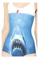 Blue swimsuit mermaid ariel et le shark tankinis