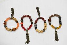Bracelets Assorted Beaded Tassel Stretch Bracelets
