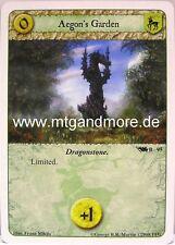 A Game of Thrones - 1x Aegon's Garden  #095