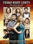 Friday Night Lights: The Fourth Season (DVD, 2010, 3-Disc Set)