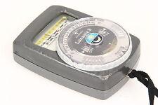 Gossen Lunasix 3 analoger Belichtungsmesser mit Kordel #5D04624