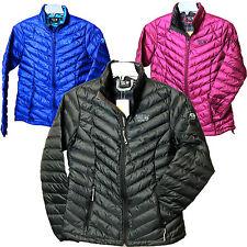 New Mountain Hardwear Micratio Jacket Down Puffy Women's Black/Graphite/Blue