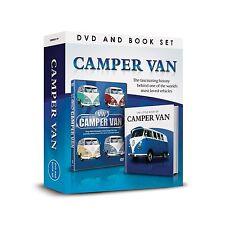 HISTORY OF THE VW CAMPER VAN DVD & LITTLE BOOK OF VOLKSWAGEN CAMPERVAN BOX SET