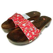 Japanese Women Geta Kimono Sandal US 6.5 Euro 38 #209R