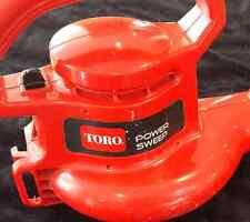 Fix Toro 51585 or 51586 Power Sweep Blower 7-AMP Carbon Brush Sets Toro (7A-7E)