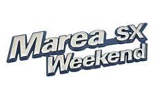 Nuovo FIAT MAREA SX WEEKEND AVVIO DISTINTIVO Posteriore Marchio 96-02