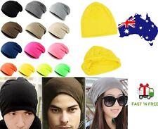 Unisex Men Women Winter Warm Ski Knit Hip Hop Cool Hiphop Cap Beanie Hat Cotton