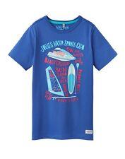%% JOULES Tom Joule Shirt Sports Club blau Gr.98 - 152 NEU %%