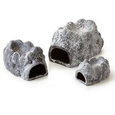 Exo-Terra Reptile Amphibian Wet Rock Hide Cave - Small/Medium/Large