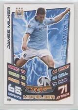2012 2012-13 Topps Match Attax English Premier League #118 James Milner Card